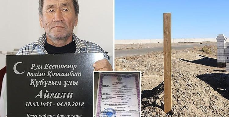 'Dead man' stuns his loved ones by walking back into the family home two months after his funeral despite DNA test 'proving' corpse was his