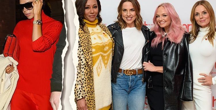 Victoria Beckham hits back at Mel B's claim she'll join the Spice Girls onstage and says she WON'T appear on tour