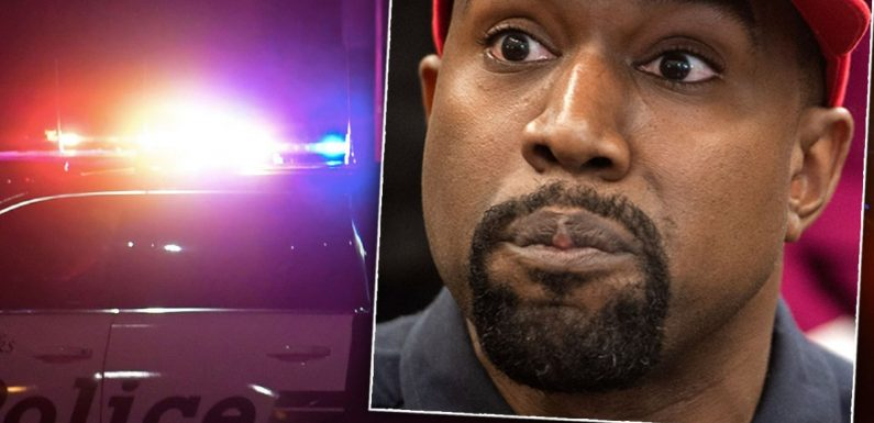 Kanye In Danger! 'Multiple Shots' Fired At West's Beverly Hills Video Shoot
