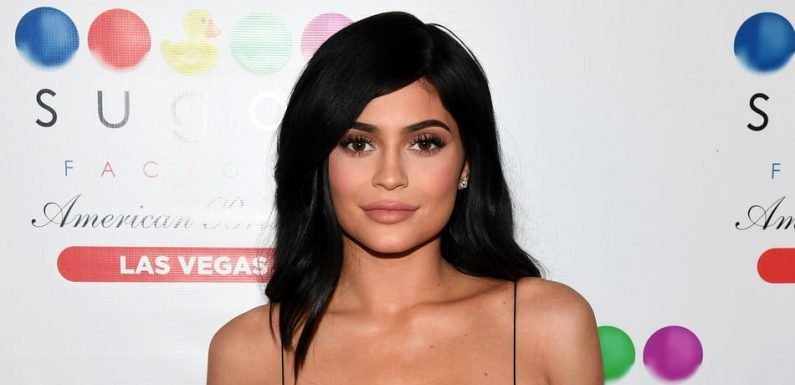 Kylie Jenner Strips Down To Lingerie In Racy Throwback Snap On Instagram