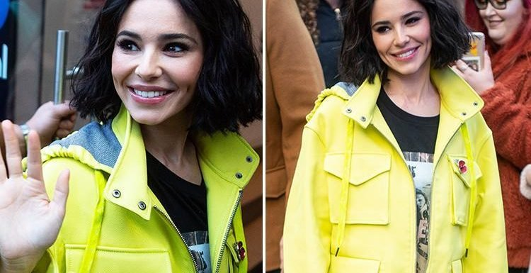 Cheryl shows off new look as she reveals Girls Aloud won't be reforming any time soon