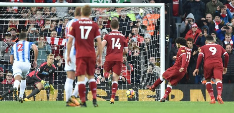 Klopp admits referee 'luck' despite no Anfield league penalties in a year