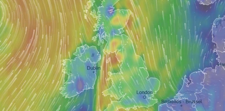 UK weather today – Met Office reveals hotter than Spain temperatures will plummet to Russia freezing levels next week with snow forecast to batter England