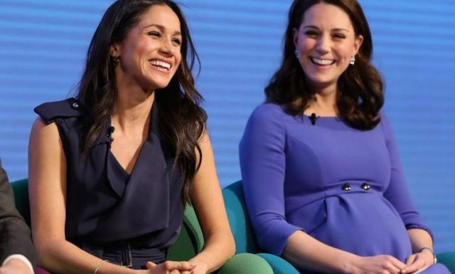 Are Kate Middleton and Meghan Markle Friends?