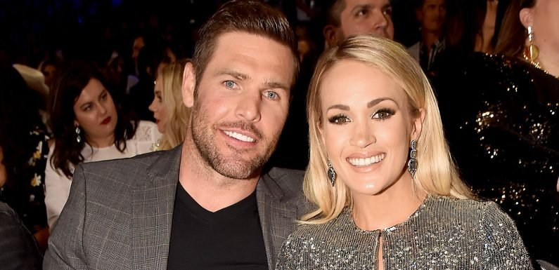 Carrie Underwood's Husband Mike Fisher Spoofs Her Song 'Before He Cheats'