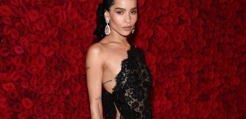 How old is Zoe Kravitz, who are the Big Little Lies star's parents and when did she get engaged to Karl Glusman?