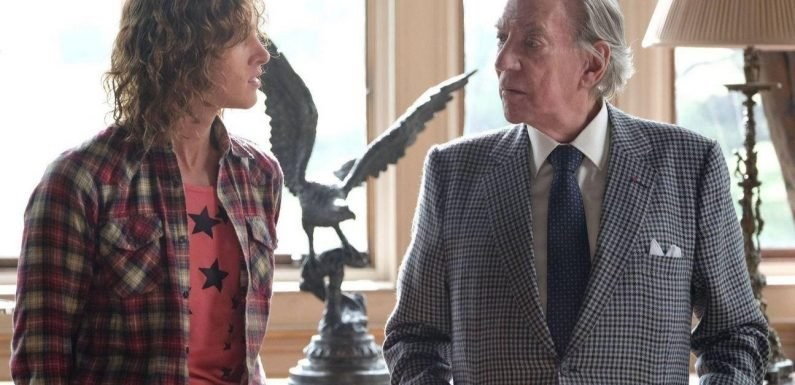 What time is Trust on BBC Two tonight, who is in the cast with Donald Sutherland and what's the John Paul Getty drama about?