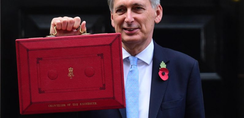 Self-employed grafters to be stung for FOUR TIMES as much tax as web giants in Philip Hammond's Budget raid