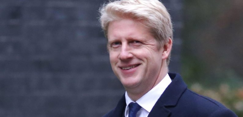 Minister Jo Johnson QUITS over Brexit and demands a second referendum