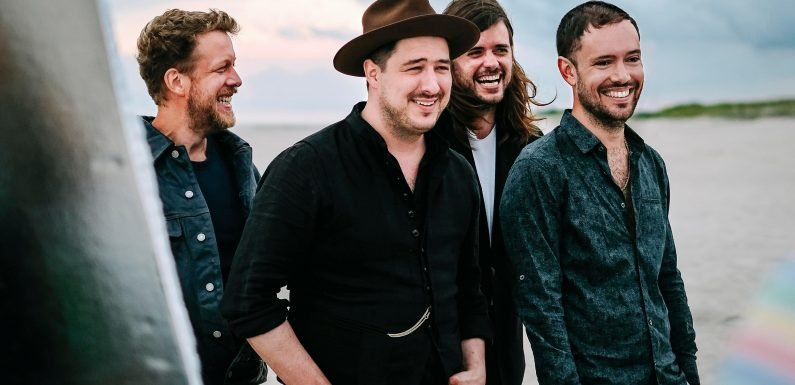 Mumford & Sons on why Delta, which deals with death, divorce, drugs and depression, is their closest-to-the-heart album