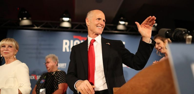 Florida Governor Rick Scott Announces Recusal From Election Certification After Lawsuit Filed
