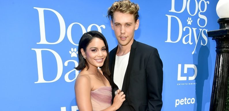 Vanessa Hudgens and BF Austin Butler Aren't Rushing to Get Engaged