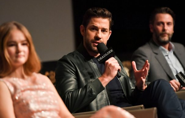 "'A Quiet Place's John Krasinski On Making The Horror Film ""The Best Metaphor For Parenting"" – The Contenders LA"