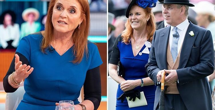Duchess of York Sarah Ferguson tells Piers Morgan to 'get a life' when asked if she would remarry Prince Andrew and stuns viewers