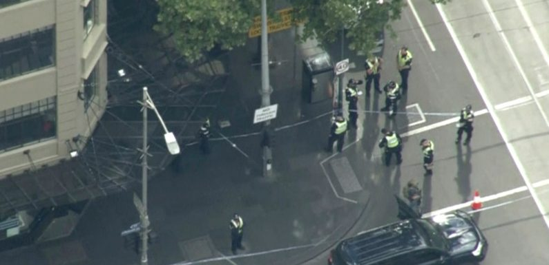 Police say stabbing attack in Australia linked to terrorism