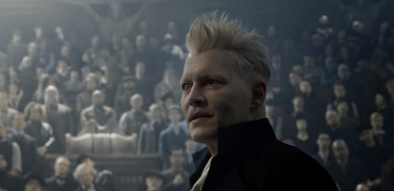 Grindelwald's WWII Reference In 'Fantastic Beasts' Was Horrifying Yet Compelling Screen