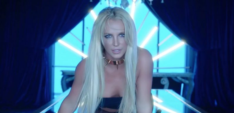 We Don't Care What You Say, These Are the Sexiest Britney Spears Videos Ever