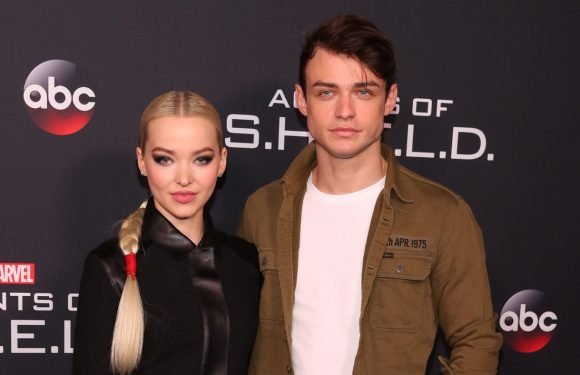 Dove Cameron & Thomas Doherty Laugh Uncontrollably in Hilarious New Video