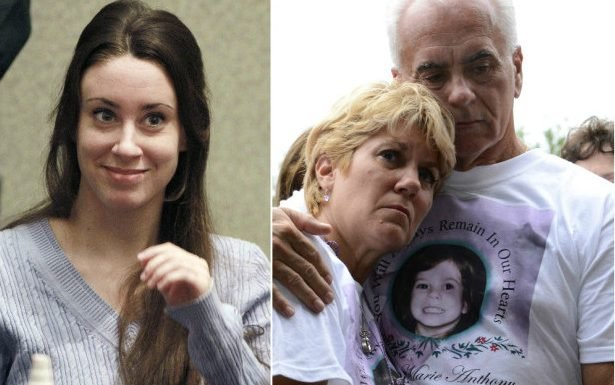 Casey Anthony's dad seriously injured in car crash