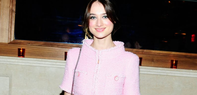 Raffey Cassidy Steps Out for 'Vox Lux' NYC Special Screening!
