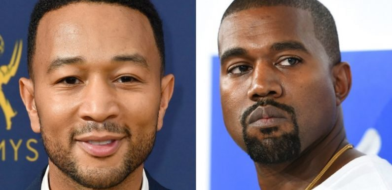 John Legend's Conversation With Kanye West About Trump Was Pretty No-Nonsense