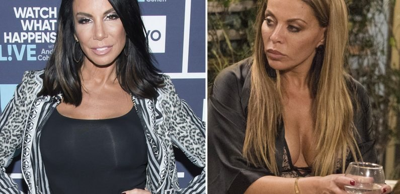 Dolores Catania thinks Danielle Staub deserved to be called a scumbag