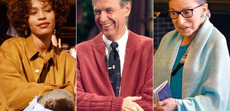 Oscars 2019: RBG, Mister Rogers docs among 166 features submitted to Academy