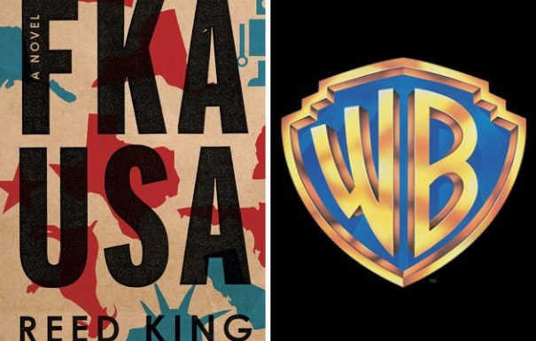 Warner Bros. Takes Film Rights To Reed King's Sci-Fi Novel 'FKA USA' In Seven-Figure Deal