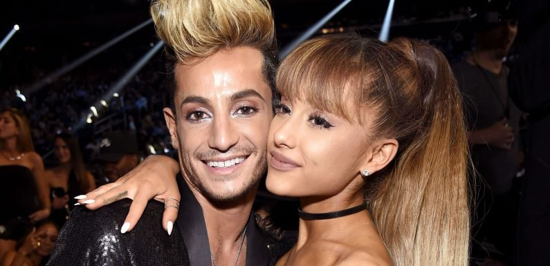 Frankie Grande gushes over Ariana's 'Wicked' performance