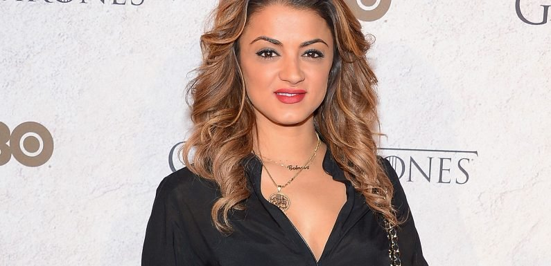 Shahs of Sunset's Golnesa 'GG' Gharachedaghi Reveals She Started Using Drugs at Age 11