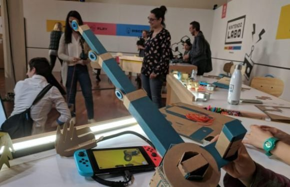 Why the Holidays are Nintendo Labo's Last Chance