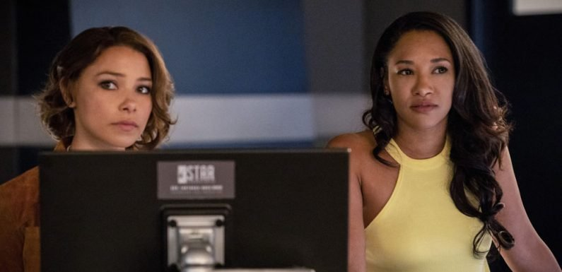 Here's Why Nora Is Ticked Off With Iris on 'The Flash'