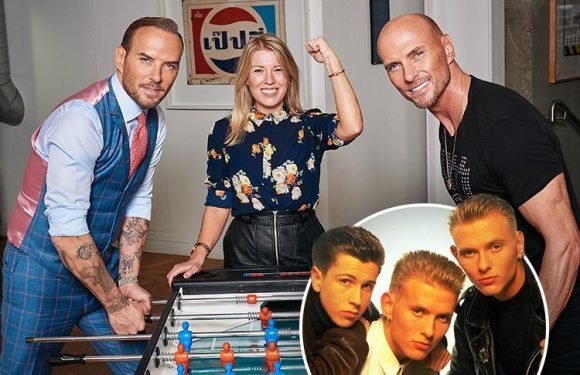 Singers Matt and Luke Goss talk rifts, Brosmania and why filming their new fly-on-the-wall documentary was therapy