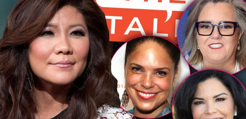 Daytime War! The Battle To Replace Julie Chen On 'The Talk' Heats Up