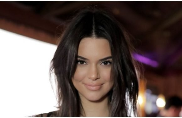 Kendall Jenner Rocks Sexy One-Piece Bathing Suit In New Photo