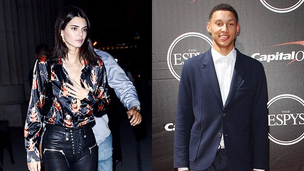 Kendall Jenner Reunited With Ex Ben Simmons After Last Week's 76ers Game — See Secret Footage
