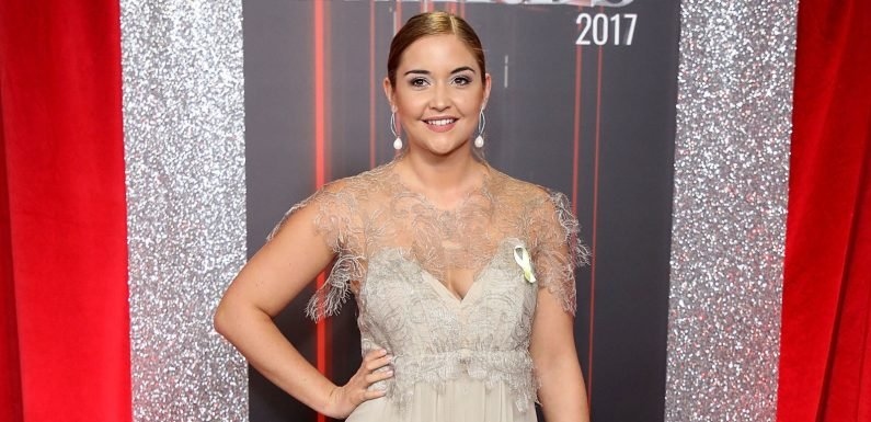 EastEnders star Jacqueline Jossa reveals new role as lingerie model as she becomes ambassador for Christmas campaign