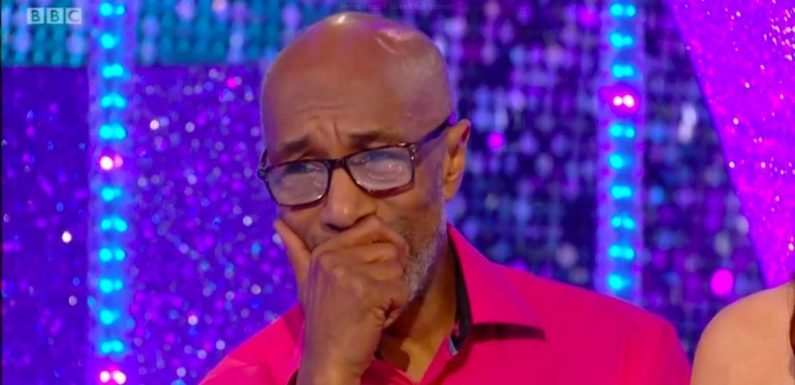 "Strictly Come Dancing's Danny John-Jules admits being ""totally shocked"" he escaped the dance-off"
