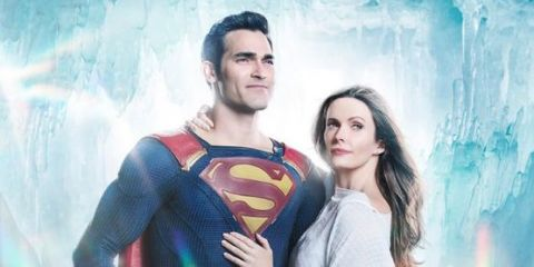 Arrowverse crossover Elseworlds goes back to Smallville with new photo of Clark Kent and Lois Lane
