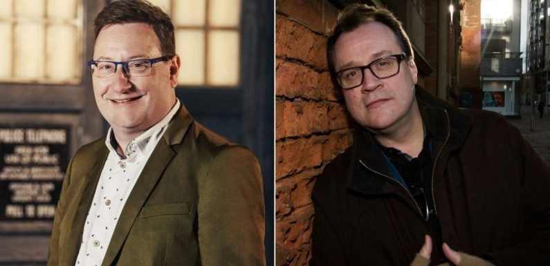 Julie Hesmondhalgh reveals how new Doctor Who boss Chris Chibnall compares to Russell T Davies