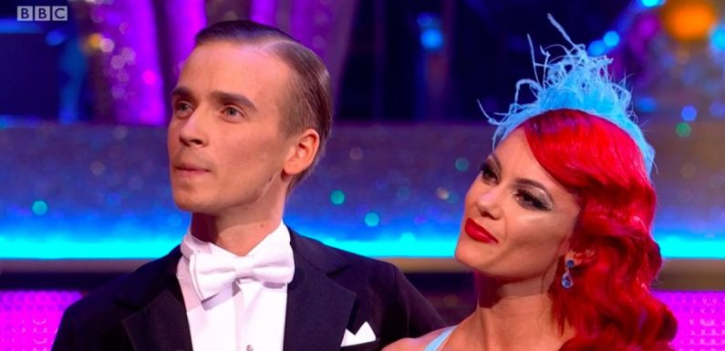 Strictly Come Dancing's Joe Sugg explains why he was so emotional after his latest performance