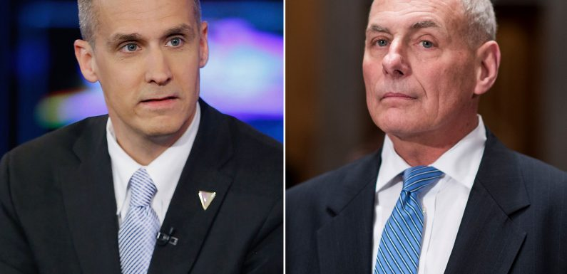 Lewandowski on 'altercation' with Kelly: 'Secret Service didn't break anything up'