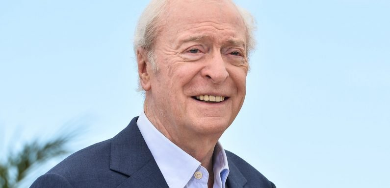 Michael Caine on five decades of being the coolest man in the room