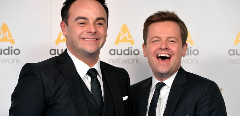 What's Ant and Dec's net worth, how old are they, how many NTAs have they won and are the Geordie duo on Twitter?