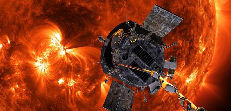 NASA spacecraft reports successful visit to the sun