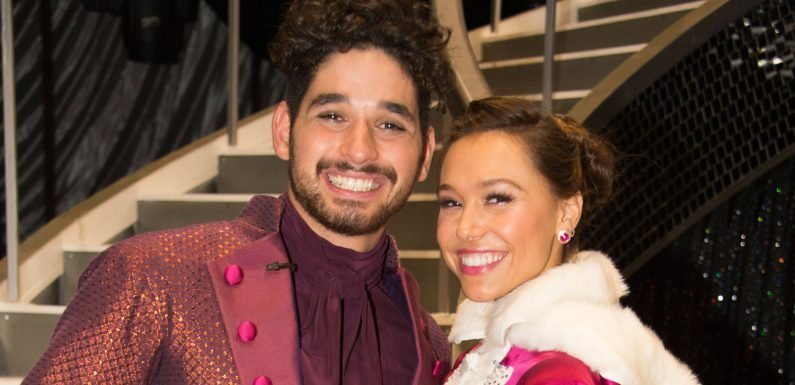 Alexis Ren Cracked Her Rib Before 'DWTS' Halloween Night Performance