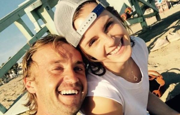 Emma Watson and Tom Felton's Harry Potter Reunion Is 1 Fun Ride