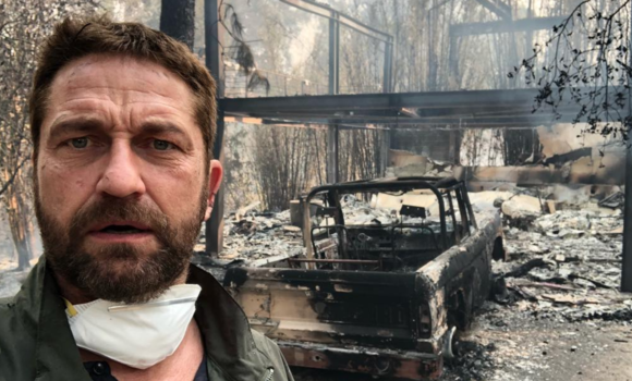 How the Kardashians, Lady Gaga and More Celebrities Are Reacting to the Tragic California Wildfires