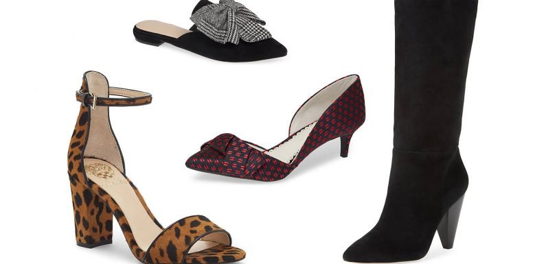 12 Shoes You Need to Shop From the Nordstrom Fall Sale