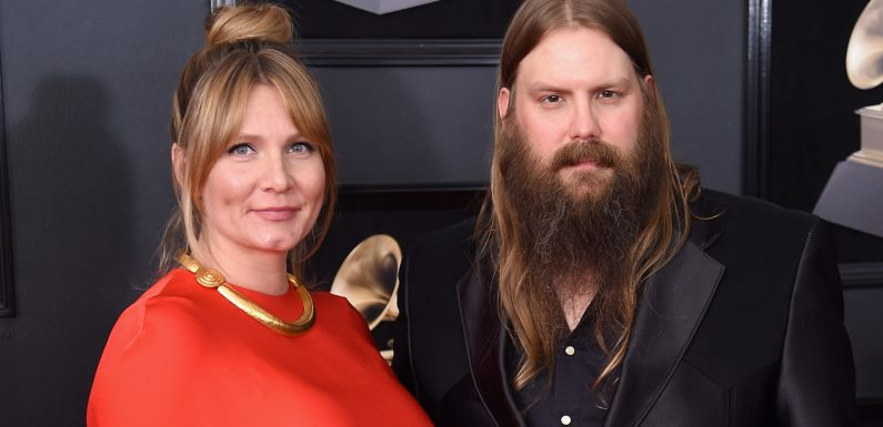 Chris Stapleton Is Expecting Fifth Child with Wife Morgane!
